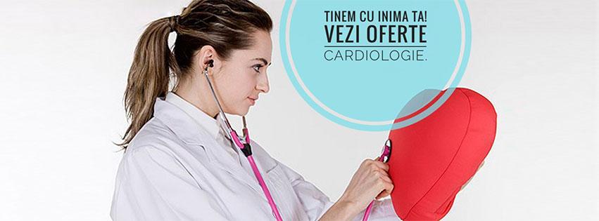 Ținem cu ❤️ ta! La Clinica Domnița Chiajna, poți beneficia de urmatoarele oferte medicale